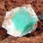 Каталог минералов и месторождения M-chryzop