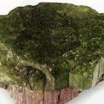 Каталог минералов и месторождения Verdelit05